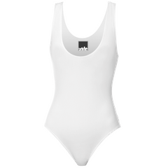 Flaked Paint One Piece Swimsuit