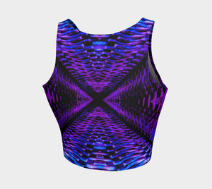 Zoom Athletic Crop Top