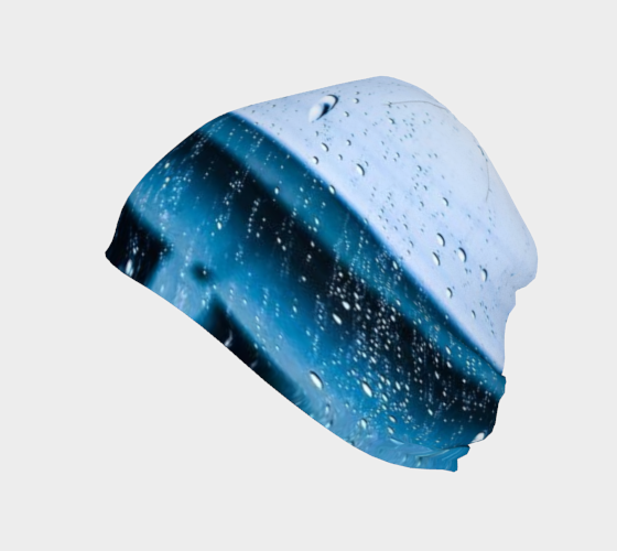 Raindrops Keep Falling Beanie
