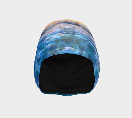 Rainforest Waterfall Beanie