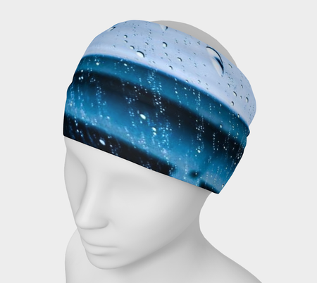 Raindrops Keep Falling Headband
