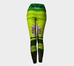 FireWorks Flowers Leggings