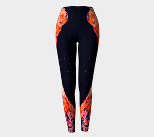 Hot Lava Leggings