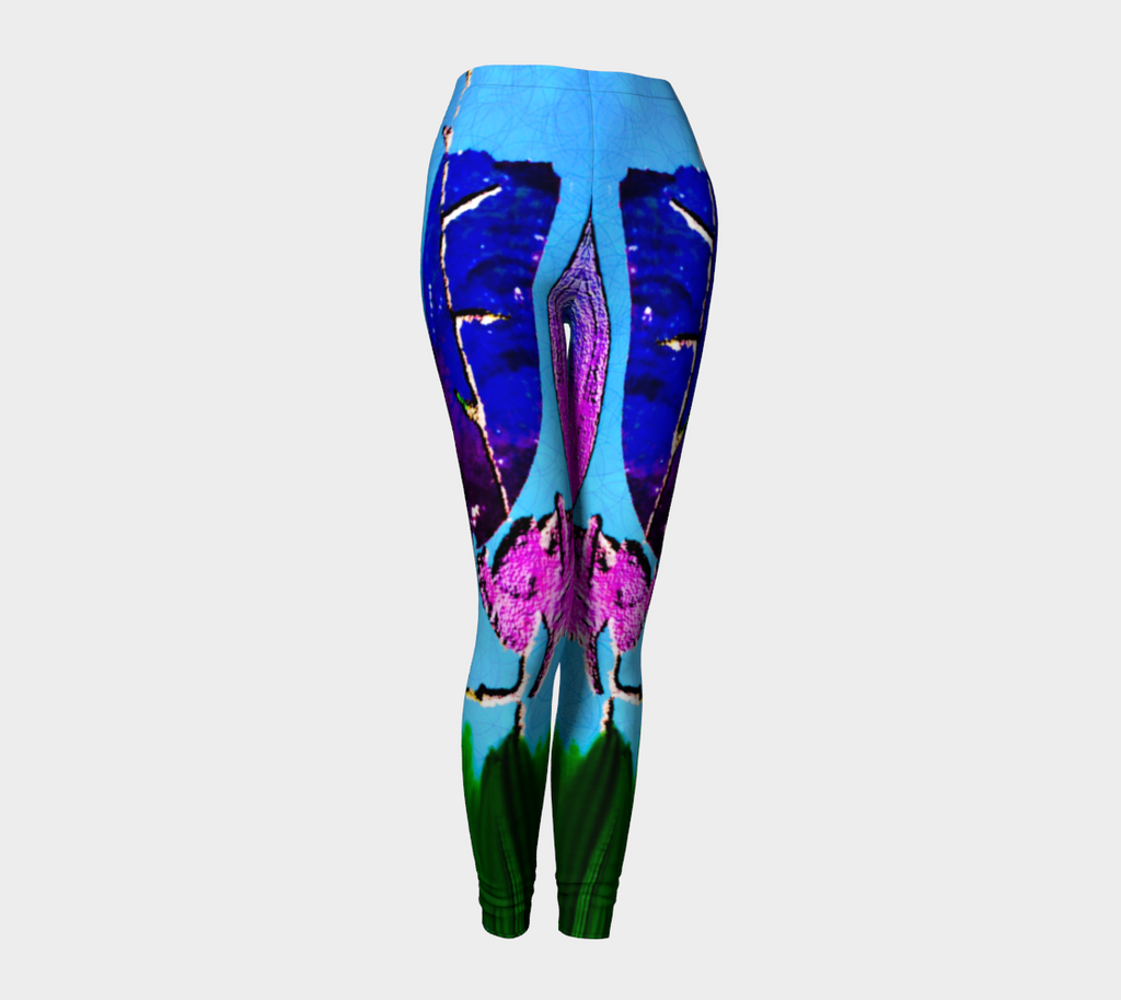 Dragonflies Leggings