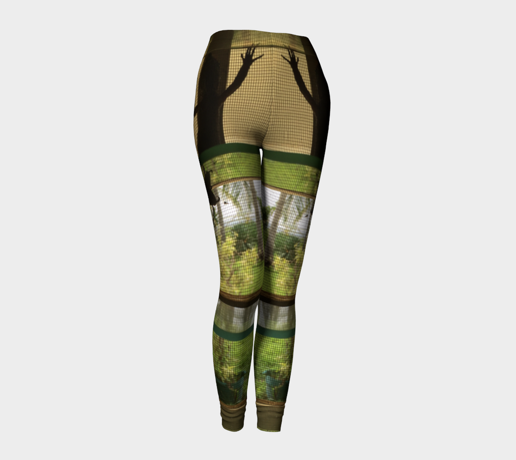 Lizard Reflection Leggings