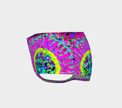 Blacklight Daydream Mini Shorts