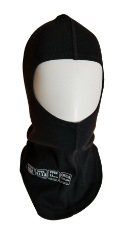 Balaclava BLACK FR and Arc Rated CAT2