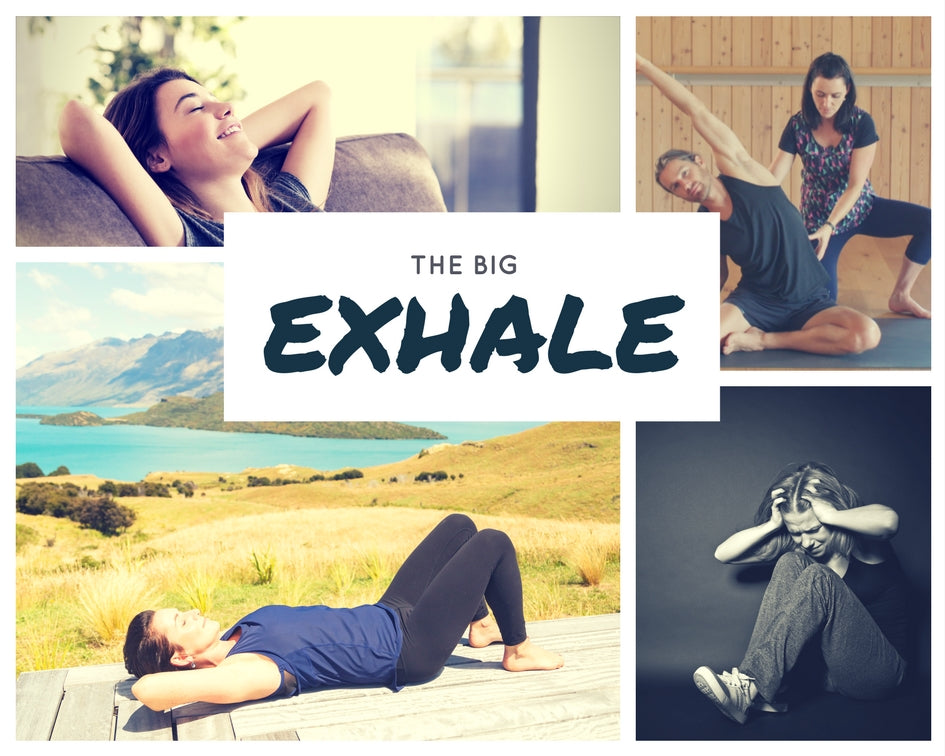 The Big Exhale breathing training course