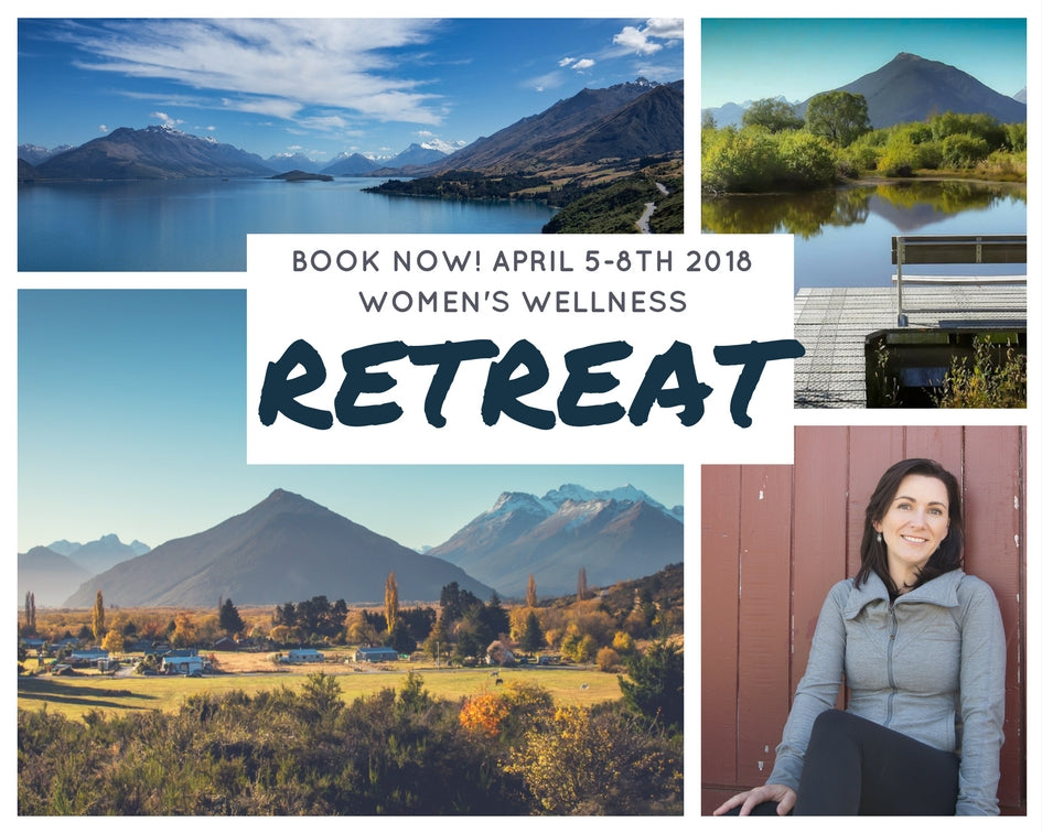Womens Wellness Retreat New Zealand April Glenorchy