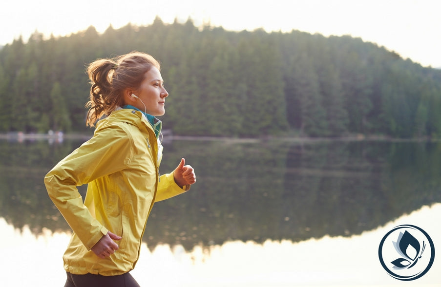 Breathing techniques for running to reduce shortness of breath and pain