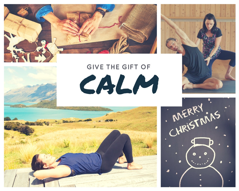 Give the gift of calm this Christmas with The Big Exhale online breathing course