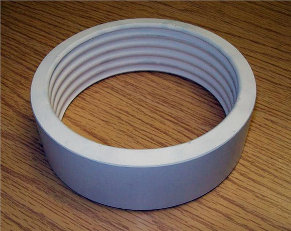 "BTI Gasket-Solid for 4""x3"" A1 Coupler, Buna White"