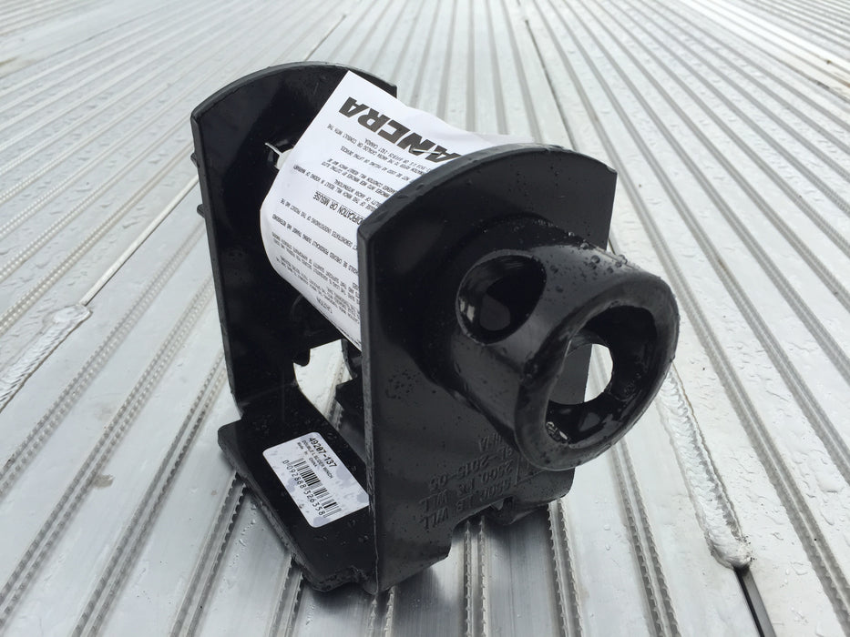 EXALOY Winch Double L , Low Profile Galvanized