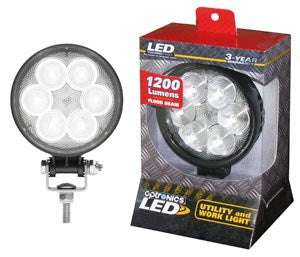 Optronics Round LED work light