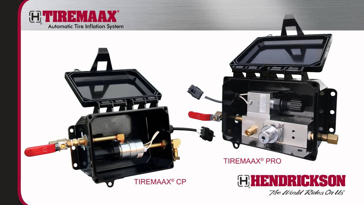 Hendrickson TIREMAAX CP System (Without installation)