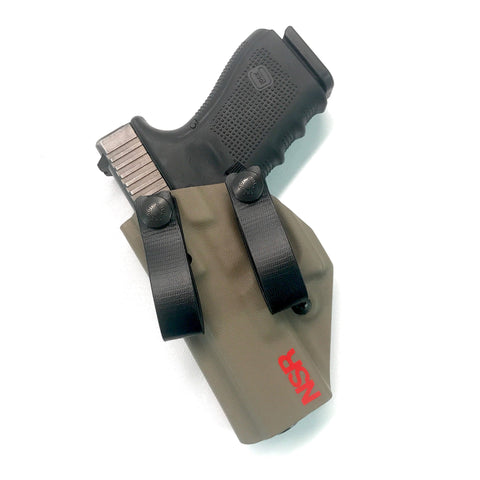 Production Glock Yeager C-2 LEFT Hand