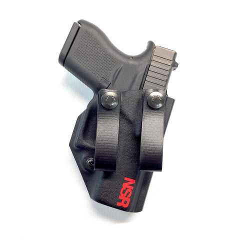 *Quick Ship* Glock 43 Yeager C-2 IWB Holster