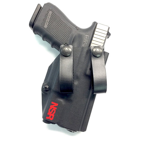 *QUICK SHIP* YEAGER C-3 LIGHT BEARING IWB HOLSTER