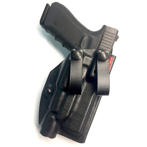 Custom C-6 IWB Light Bearing Holster