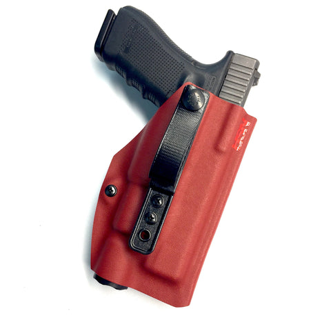 Custom XC-1 Appendix Light Bearing Holster