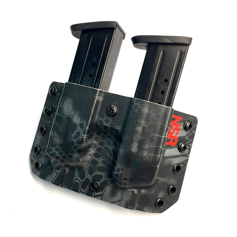 Custom SDP Double Magazine Pouch