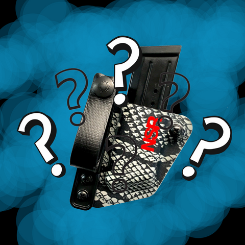 Mystery Holster: C-mags