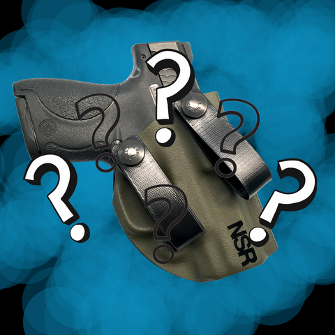 Mystery Holsters: S&W Shield