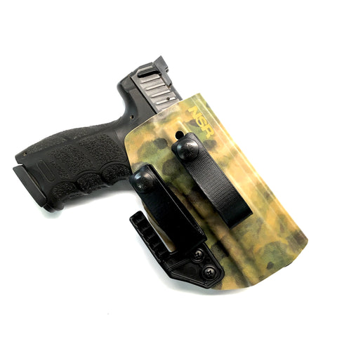 Custom Holsters – NSR Tactical