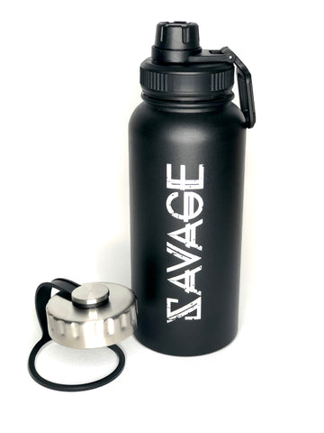 Alpha Industries SAVAGE Insulated Stainless Steel Water Bottle