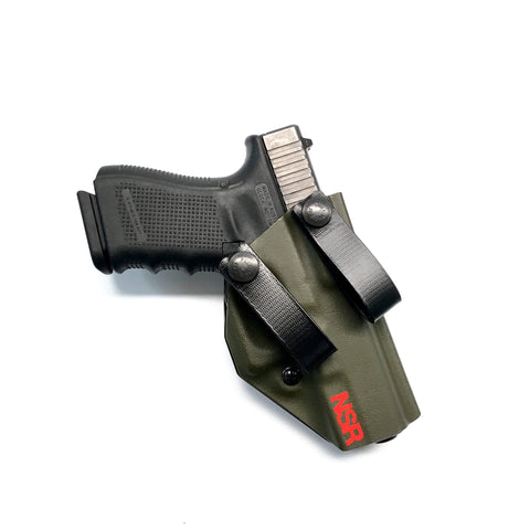 CLEARANCE Glock Gen 4 Holsters OD Green