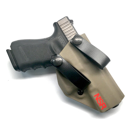CLEARANCE Glock Gen 4 Holsters Flat Dark Earth