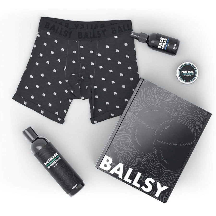 Ballsy Sack Pack & Boxers Bundle
