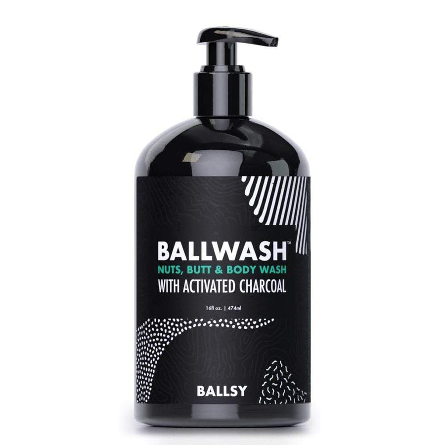 Ballwash XL Pump Bottle Promo