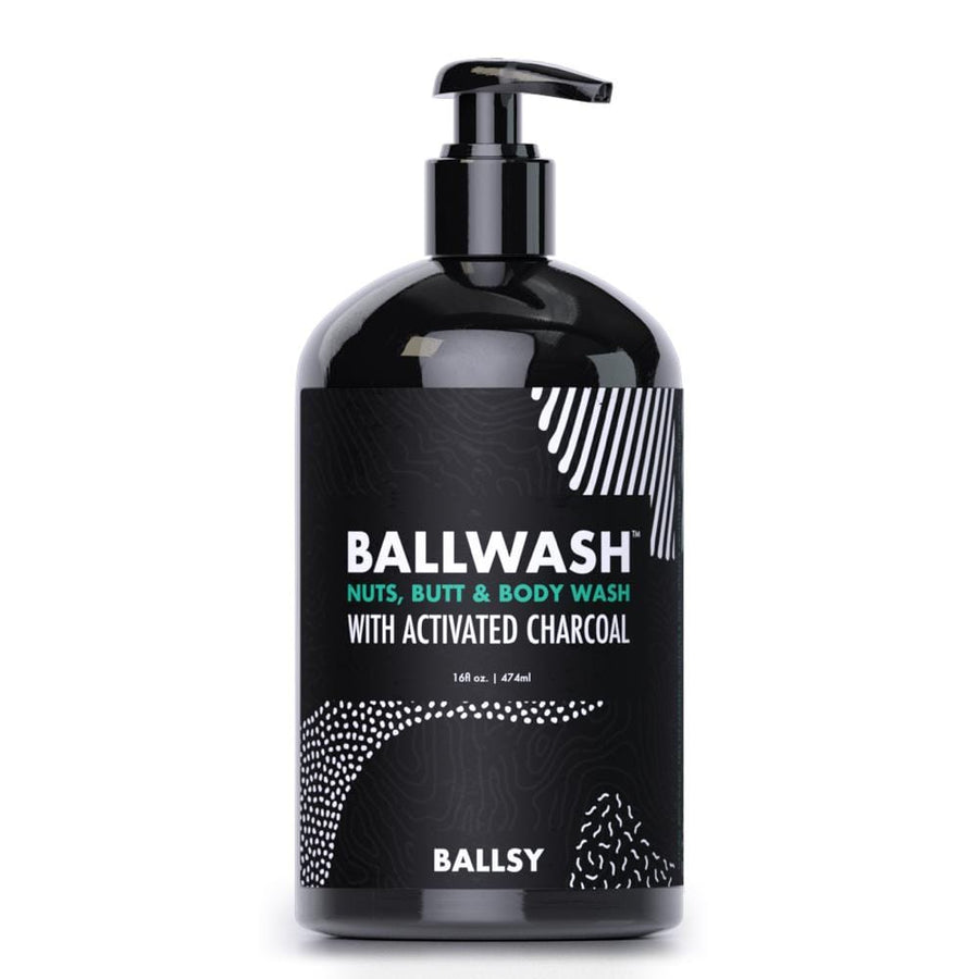 Ballwash XL with Activated Charcoal