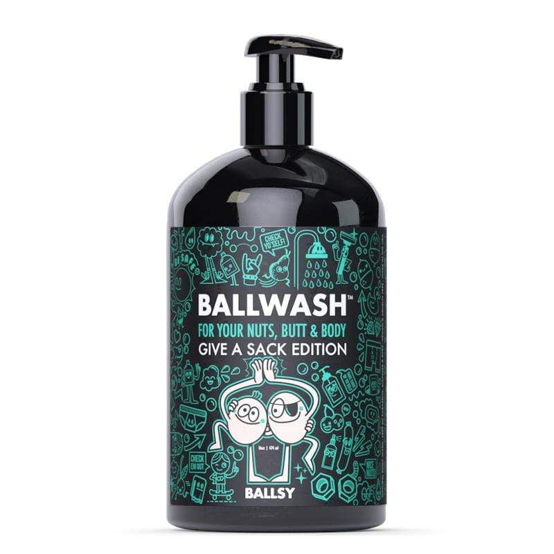 Give-A-Sack Charity Ballwash XL