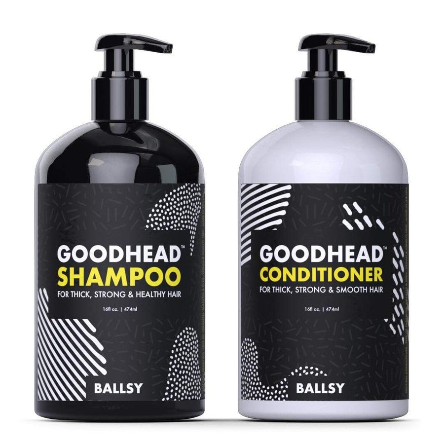 Goodhead Shampoo & Conditioner