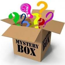Bath and Shower MYSTERY BOX Mega