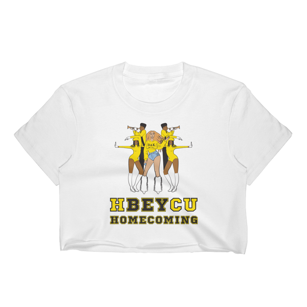 HBEYCU Crop Top