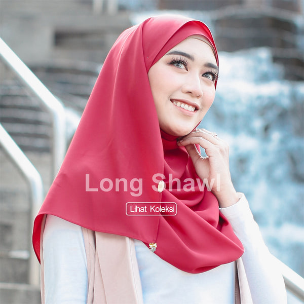 Hijab Long Shawl