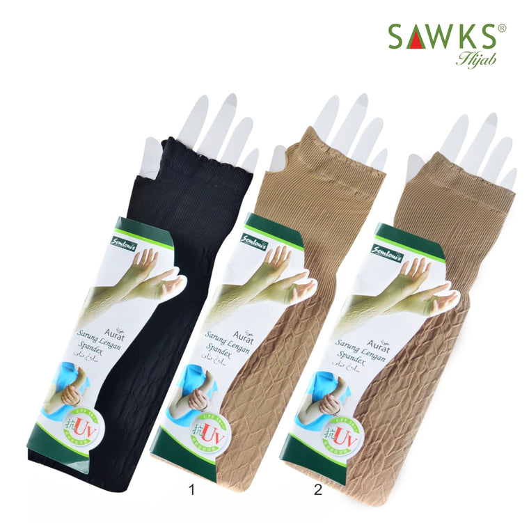 Sarung Lengan (UV PROTECT-Fit Hand Cover Arm)