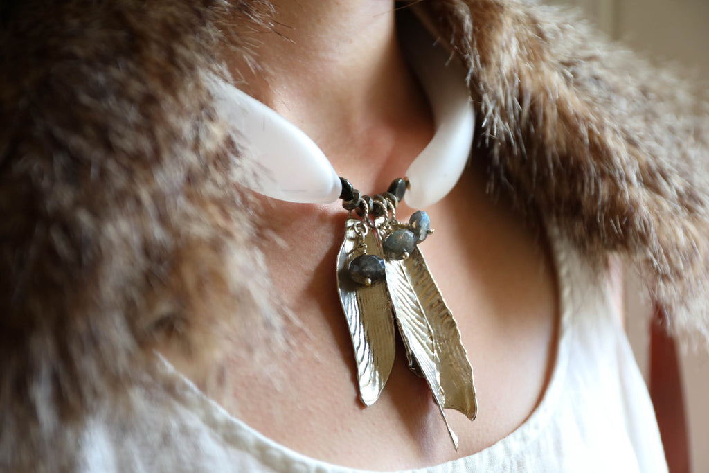'A Thousand Winds' Neckpiece