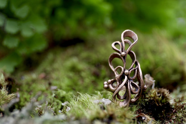 Tendril Song Ring