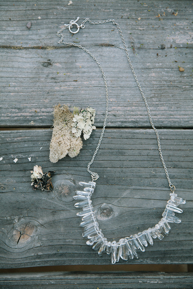 Woodland Sparkle Necklace