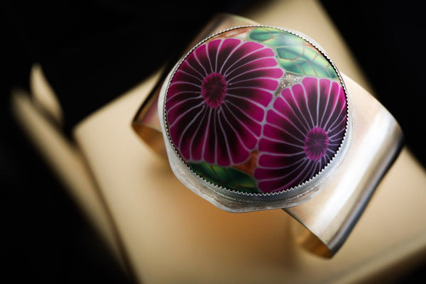 Double Chrysanthemum Cuff
