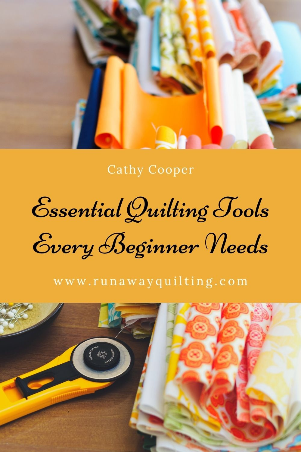 Essential Quilting Tools Every Beginner Needs