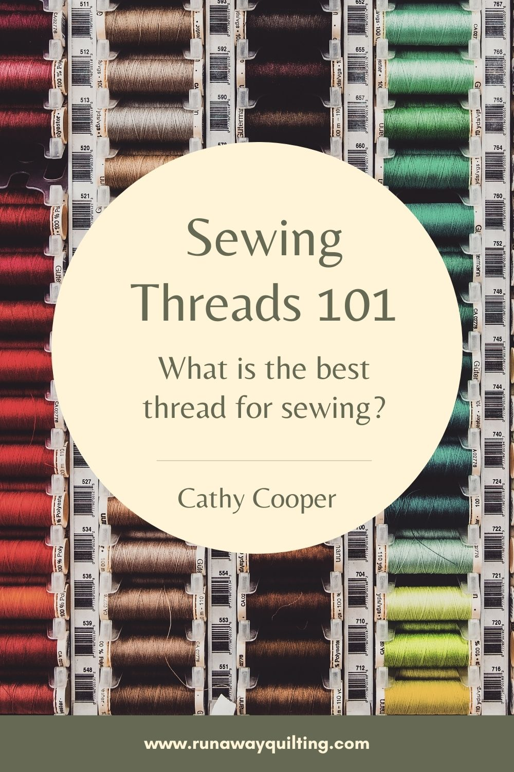 Sewing Threads 101