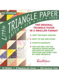 Little Triangle Paper 1 3/4