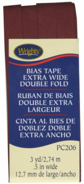Bias Tape Extra Wide Double Fold