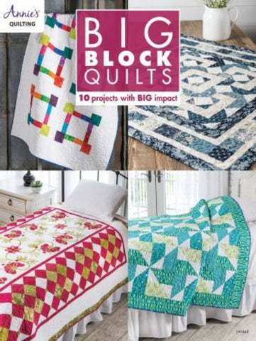 Big Block Quilts Book