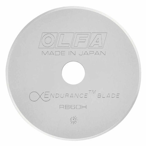 60mm Olfa Endurance Rotary Replacement Blade